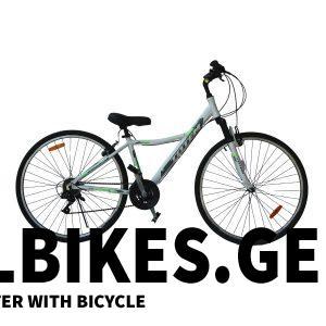 ქალის ველოსიპედი