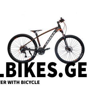 ახალი სამთო ველოსიპედი