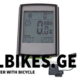 ველოსიპედის სპიდომეტრი